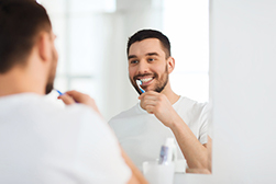 The Problem with Brushing Your Teeth Too hard
